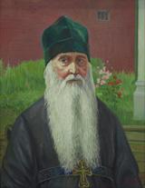 """""""Старец Даниил """" Москвитин Ф."""